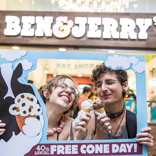 Os grandes destaques do Free Cone Day 2018!