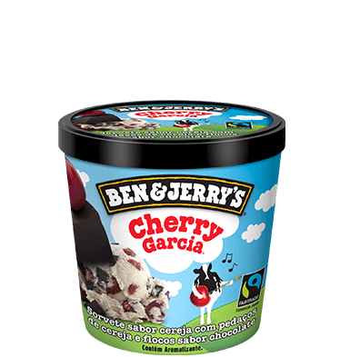 Cherry Garcia® Single Serve