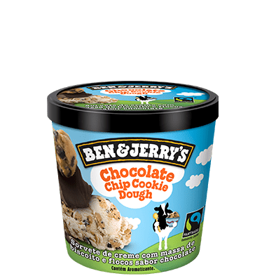 Chocolate Chip Cookie Dough Single Serve