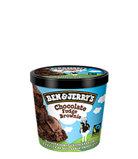 Chocolate Fudge Brownie™ Original Ice Cream