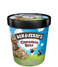 Cinnamon Buns Original Ice Cream