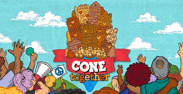 Cone Together